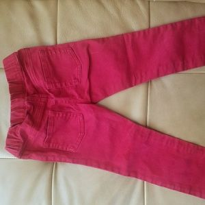 Crazy 8 Bottoms - Kids Red Pants - Size 4T - Crazy 8's